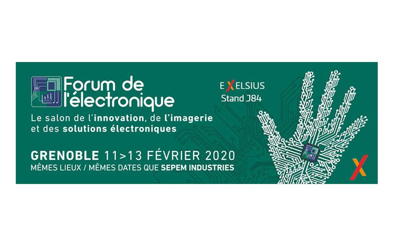 Forum-de-l'électronique,-Grenoble